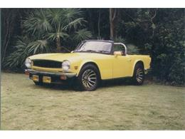 1976 Triumph TR6 (CC-1353437) for sale in Cadillac, Michigan