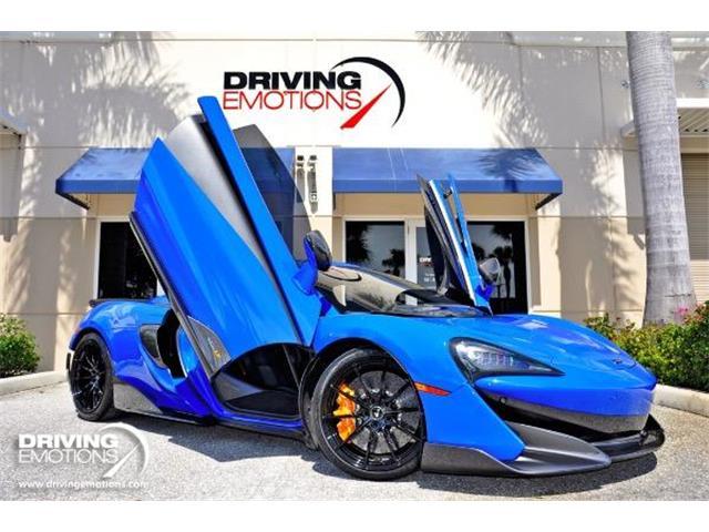 2019 McLaren 600LT (CC-1353440) for sale in West Palm Beach, Florida