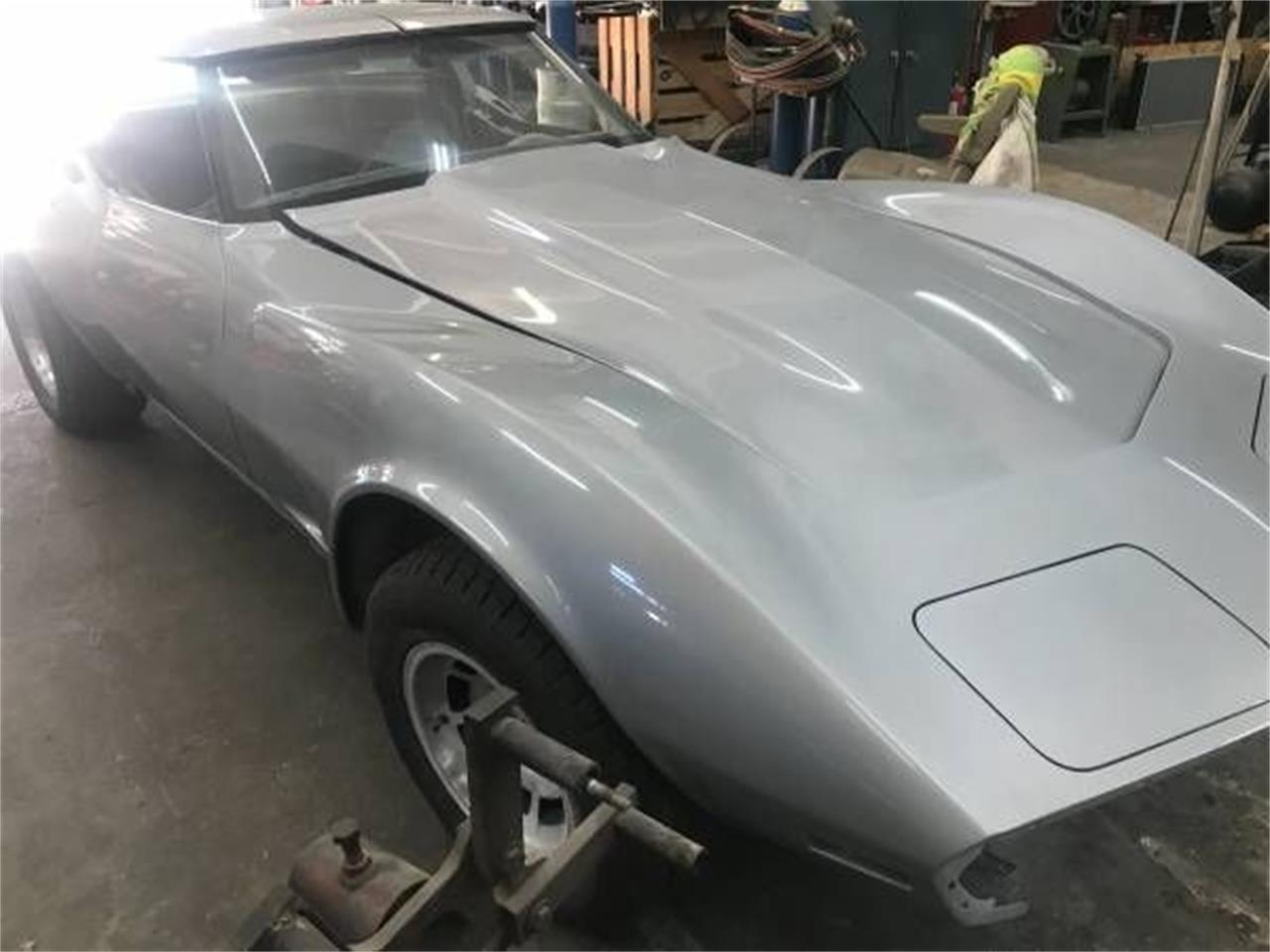 1978 Chevrolet Corvette (CC-1353442) for sale in Cadillac, Michigan