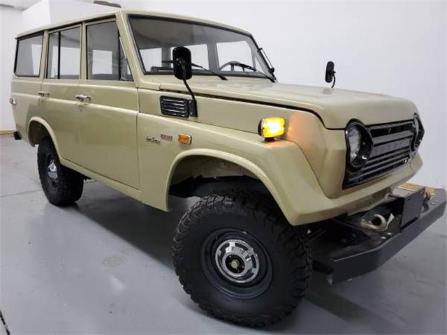1973 Toyota Land Cruiser FJ (CC-1353443) for sale in Cadillac, Michigan