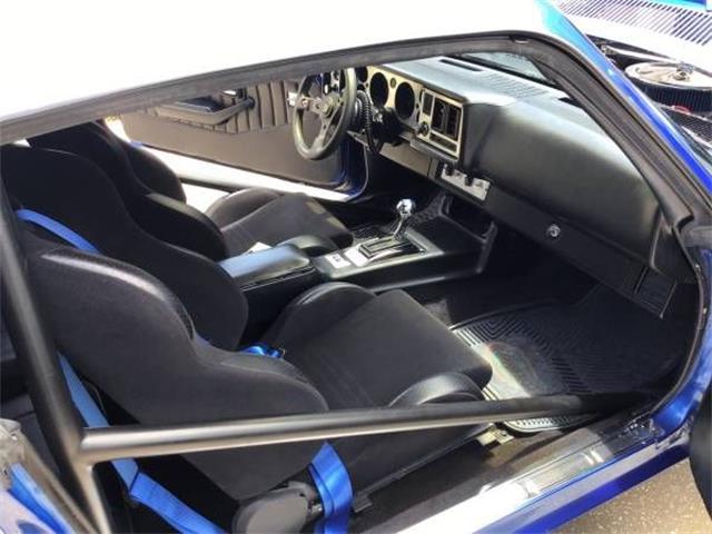 1979 Chevrolet Camaro (CC-1353444) for sale in Cadillac, Michigan