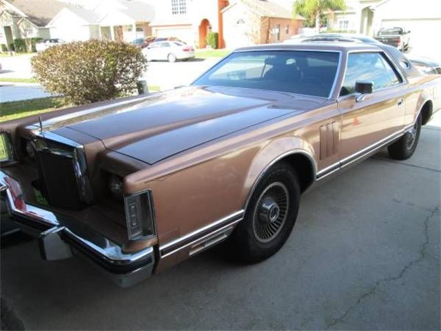 1979 Lincoln Continental (CC-1353445) for sale in Cadillac, Michigan
