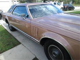1979 Lincoln Continental (CC-1353445) for sale in Cadillac, Michigan