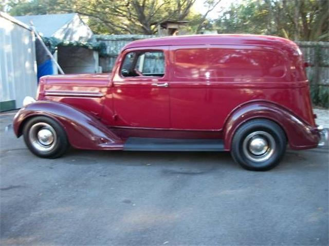 1937 Dodge Town Panel (CC-1353446) for sale in Cadillac, Michigan