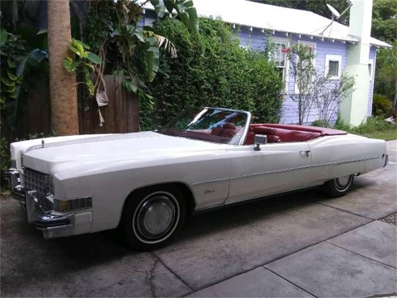 1973 Cadillac Eldorado (CC-1353447) for sale in Cadillac, Michigan