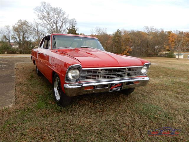 1967 Chevrolet Nova (CC-1353451) for sale in Hiram, Georgia