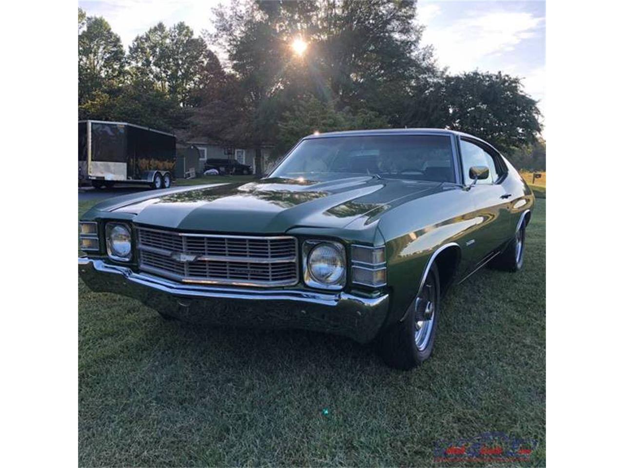 1971 Chevrolet Chevelle Malibu (CC-1353453) for sale in Hiram, Georgia