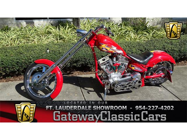 2004 Custom Motorcycle