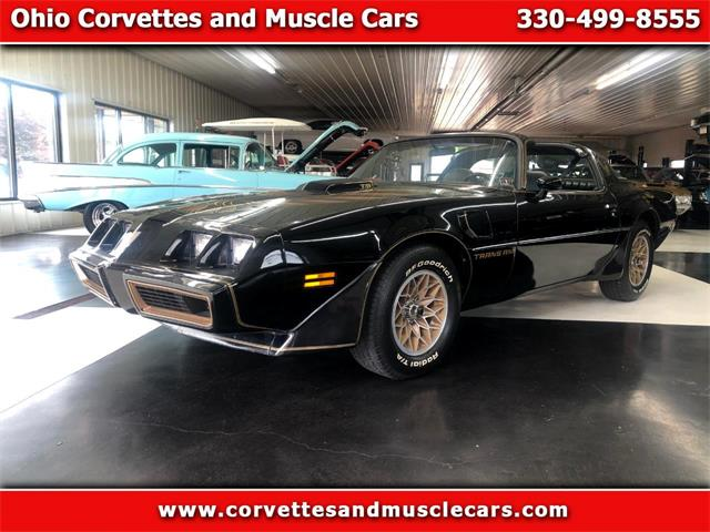 1980 Pontiac Firebird Trans Am (CC-1353470) for sale in North Canton, Ohio