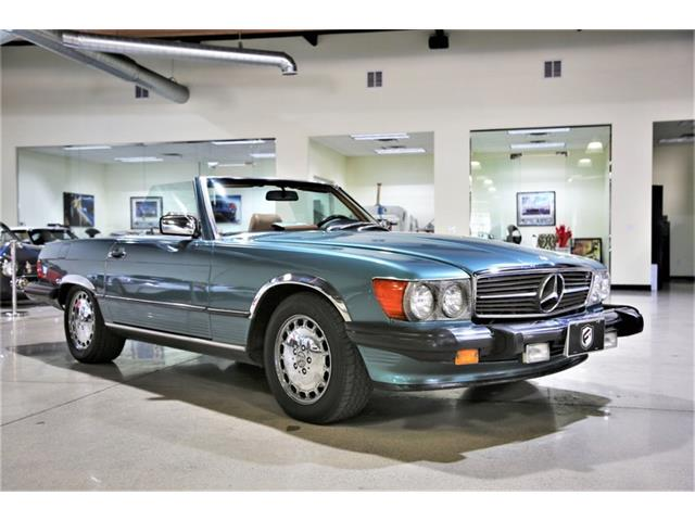 1986 Mercedes-Benz 560 (CC-1353492) for sale in Chatsworth, California