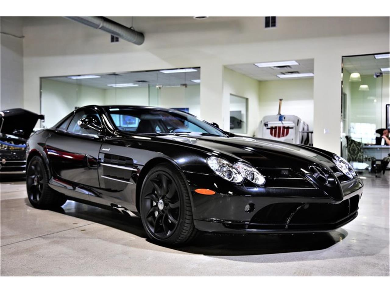 2006 Mercedes-Benz SLR (CC-1353493) for sale in Chatsworth, California