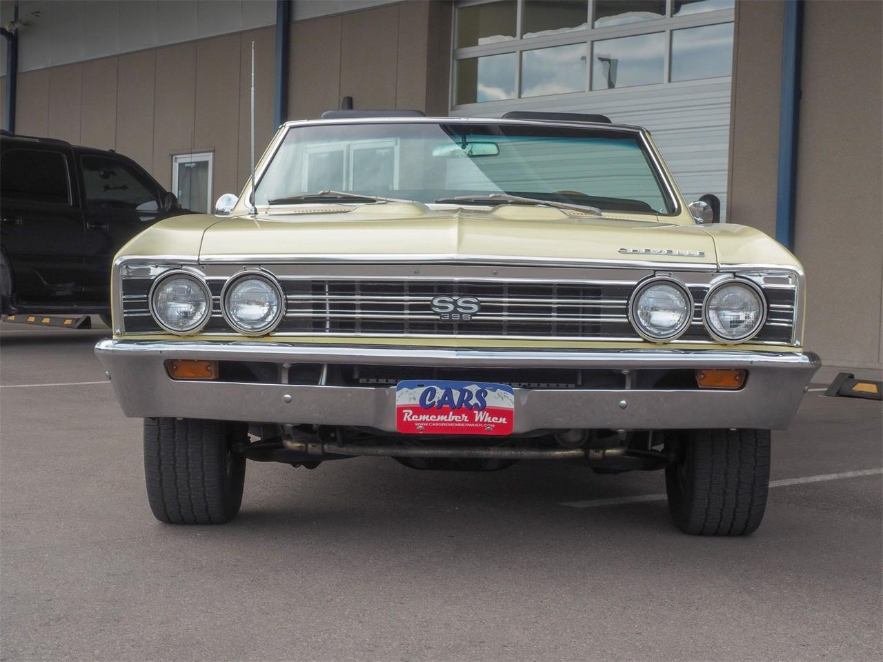 1967 Chevrolet Malibu (CC-1353501) for sale in Englewood, Colorado