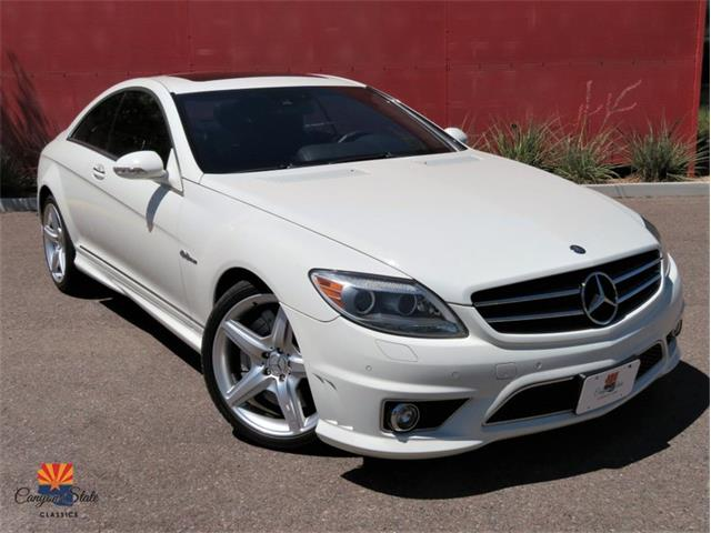 2009 Mercedes-Benz CL-Class (CC-1353512) for sale in Tempe, Arizona