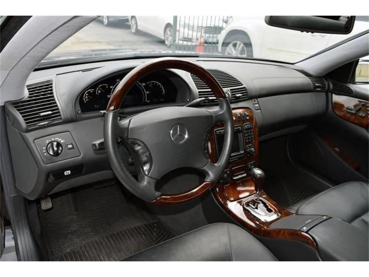 2002 Mercedes-Benz CL-Class (CC-1353527) for sale in Fort Worth, Texas
