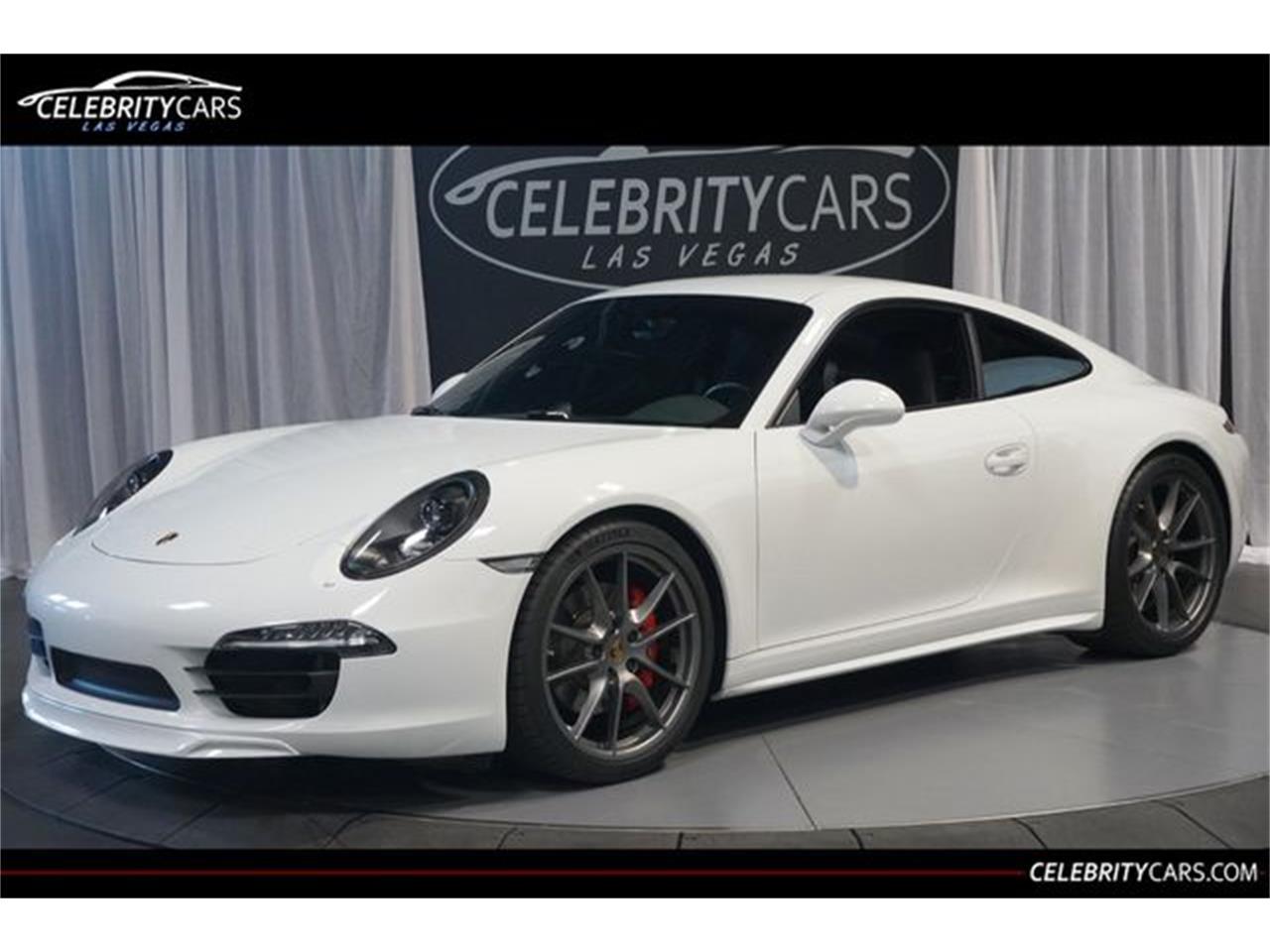 2015 Porsche 911 (CC-1353531) for sale in Las Vegas, Nevada