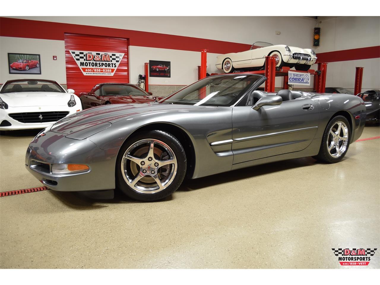 2004 Chevrolet Corvette (CC-1353536) for sale in Glen Ellyn, Illinois