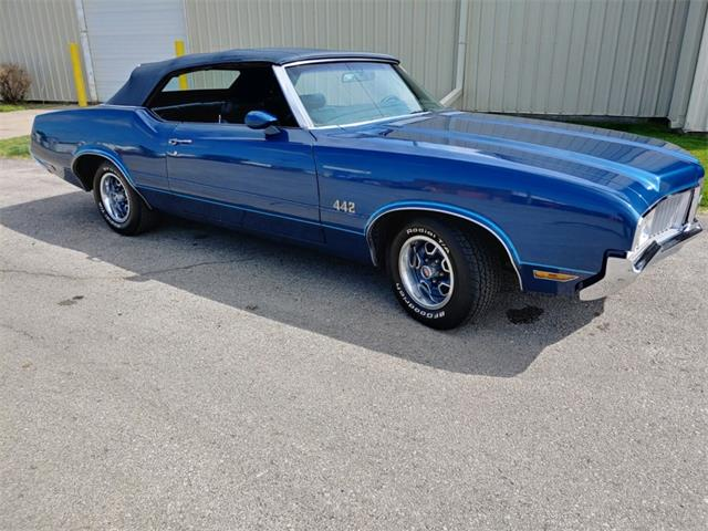 1970 Oldsmobile 442 (CC-1353545) for sale in N. Kansas City, Missouri