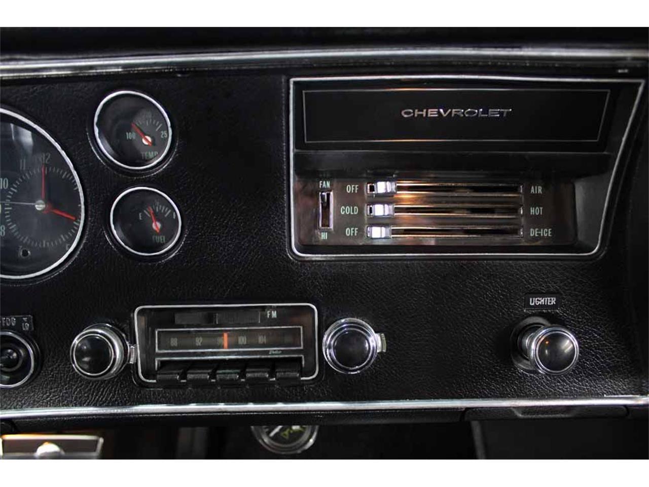 1970 Chevrolet Chevelle SS (CC-1353548) for sale in Bettendorf, Iowa