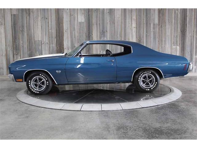1970 Chevrolet Chevelle SS (CC-1353548) for sale in Bettendorf, Iowa