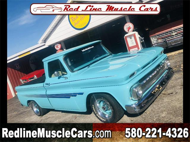 1964 Chevrolet Custom (CC-1350355) for sale in Wilson, Oklahoma