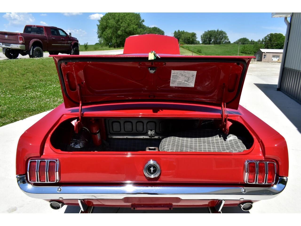 1965 Ford Mustang (CC-1353554) for sale in Greene, Iowa