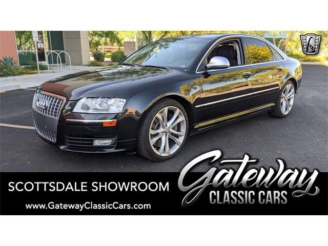 2008 Audi S8 (CC-1353581) for sale in O'Fallon, Illinois