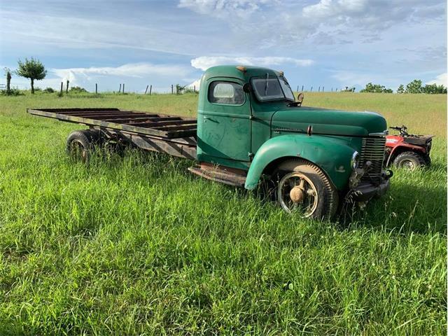1949 International KB5 (CC-1353582) for sale in Harrodsburg, Kentucky
