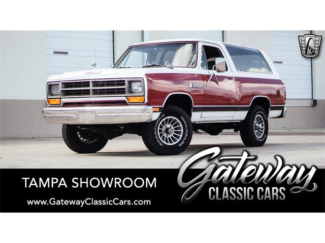 1986 Dodge Ramcharger (CC-1353589) for sale in O'Fallon, Illinois