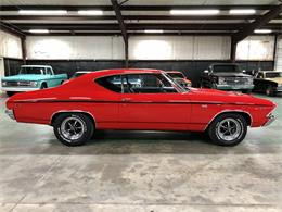 1969 Chevrolet Chevelle (CC-1353596) for sale in Sherman, Texas