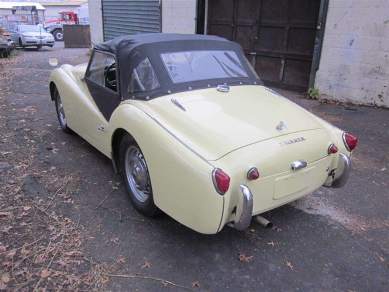 1959 Triumph TR3A (CC-1353598) for sale in Stratford, Connecticut