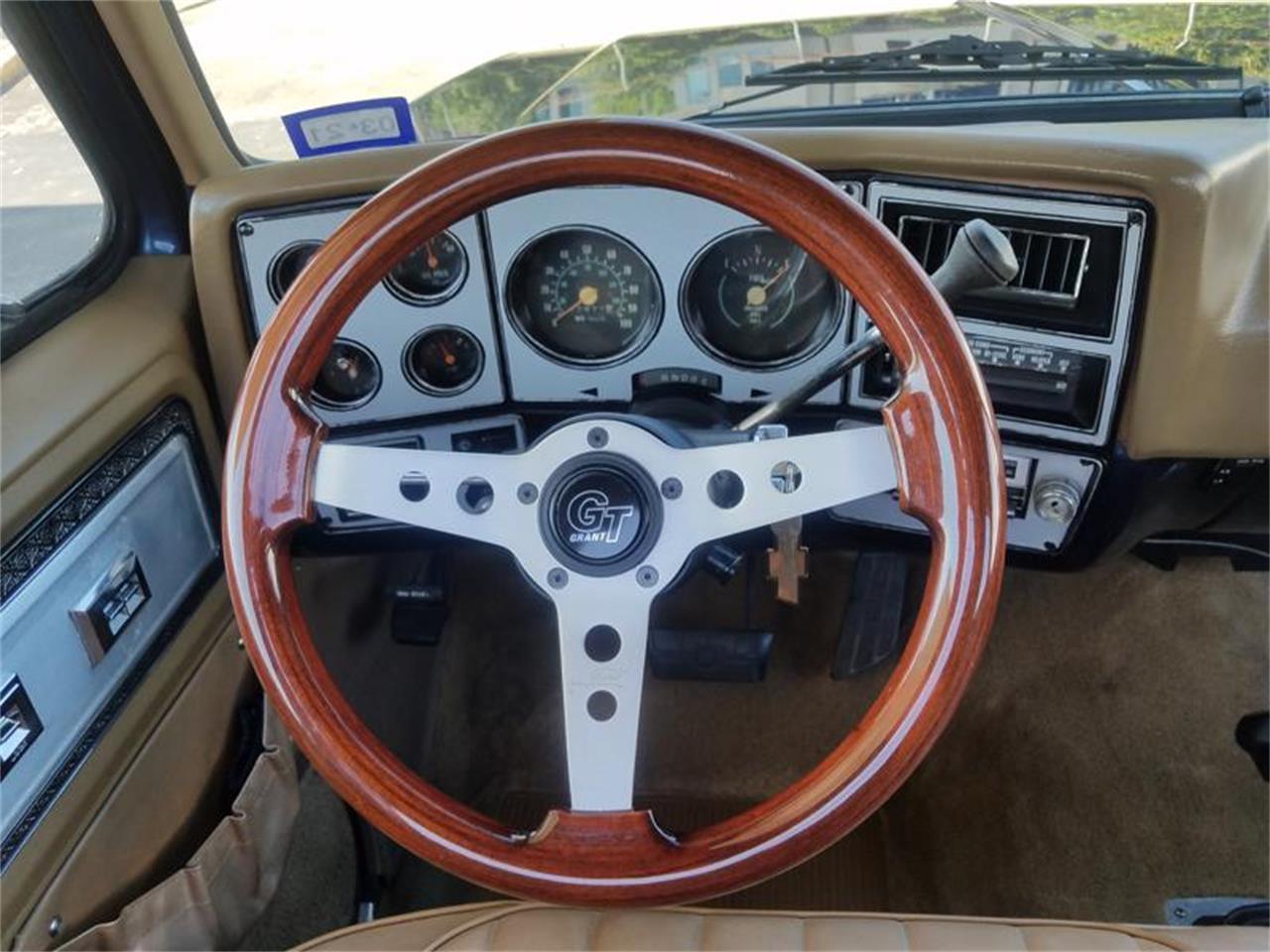 1979 Chevrolet K-10 (CC-1353602) for sale in Houston , Texas