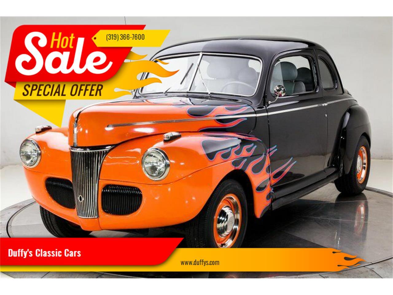 1941 Ford Deluxe (CC-1353606) for sale in Cedar Rapids, Iowa