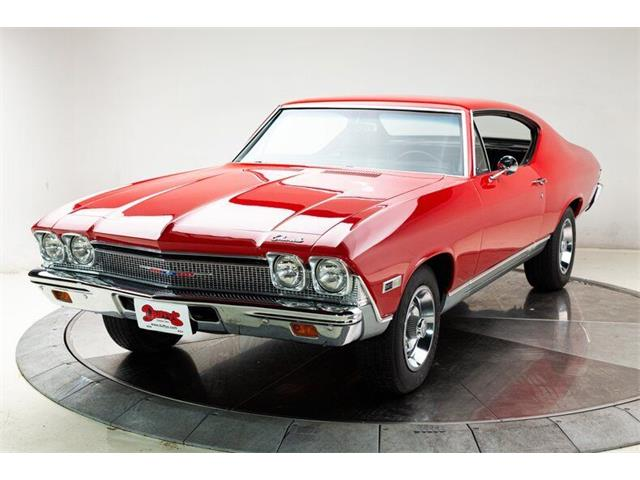 1968 Chevrolet Chevelle (CC-1353608) for sale in Cedar Rapids, Iowa