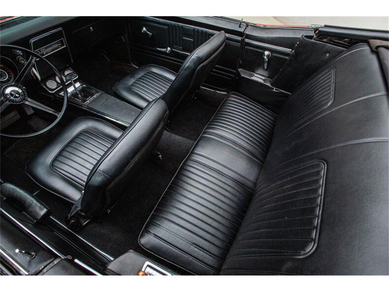 1967 Chevrolet Camaro (CC-1353609) for sale in Cedar Rapids, Iowa
