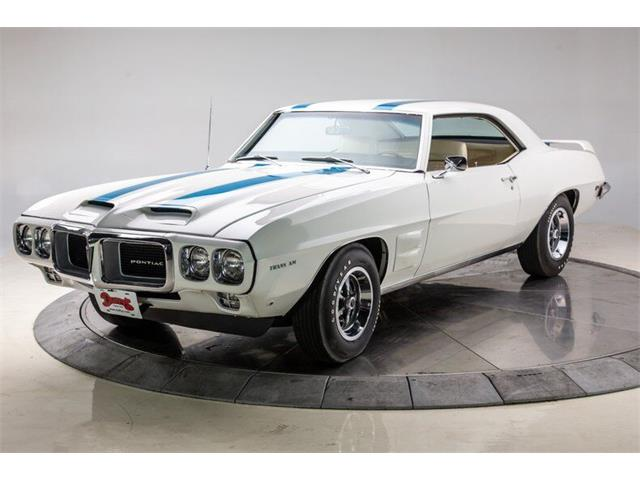 1969 Pontiac Firebird Trans Am (CC-1353612) for sale in Cedar Rapids, Iowa