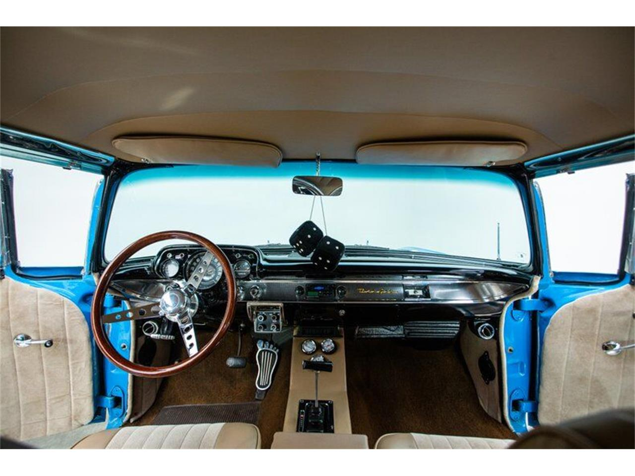 1957 Chevrolet Bel Air (CC-1353613) for sale in Cedar Rapids, Iowa