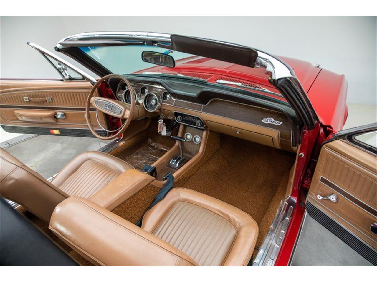 1968 Ford Mustang (CC-1353620) for sale in Cedar Rapids, Iowa