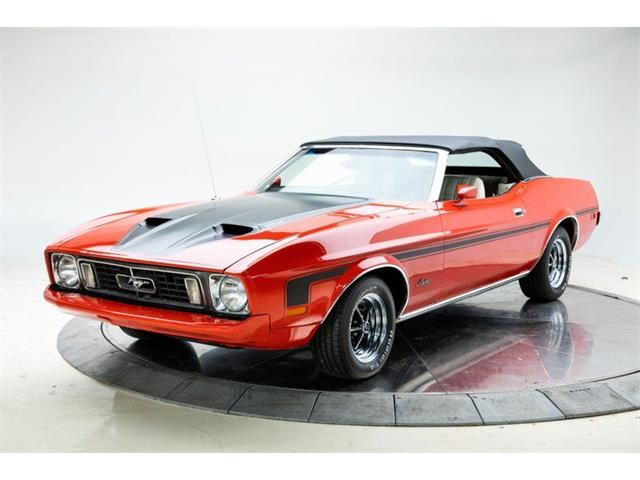 1973 Ford Mustang (CC-1353634) for sale in Cedar Rapids, Iowa