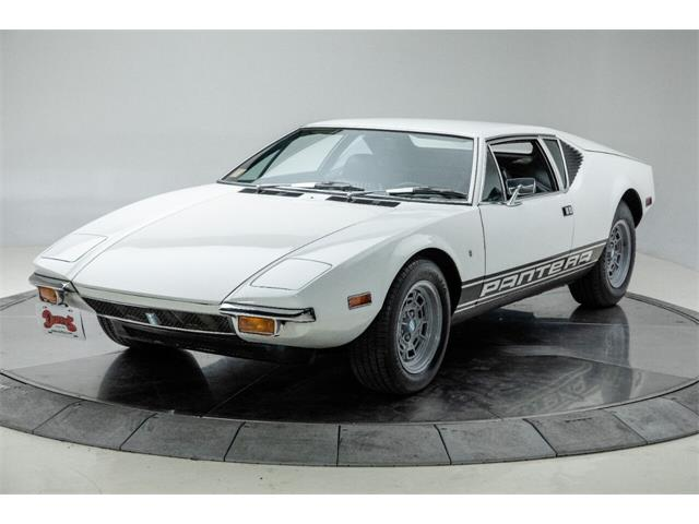 1971 De Tomaso Pantera (CC-1353637) for sale in Cedar Rapids, Iowa