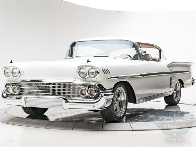 1958 Chevrolet Impala (CC-1353639) for sale in Cedar Rapids, Iowa