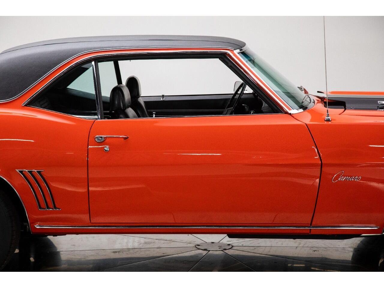 1969 Chevrolet Camaro (CC-1353641) for sale in Cedar Rapids, Iowa