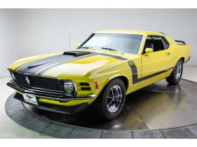 1970 Ford Mustang Boss 302 (CC-1353644) for sale in Cedar Rapids, Iowa
