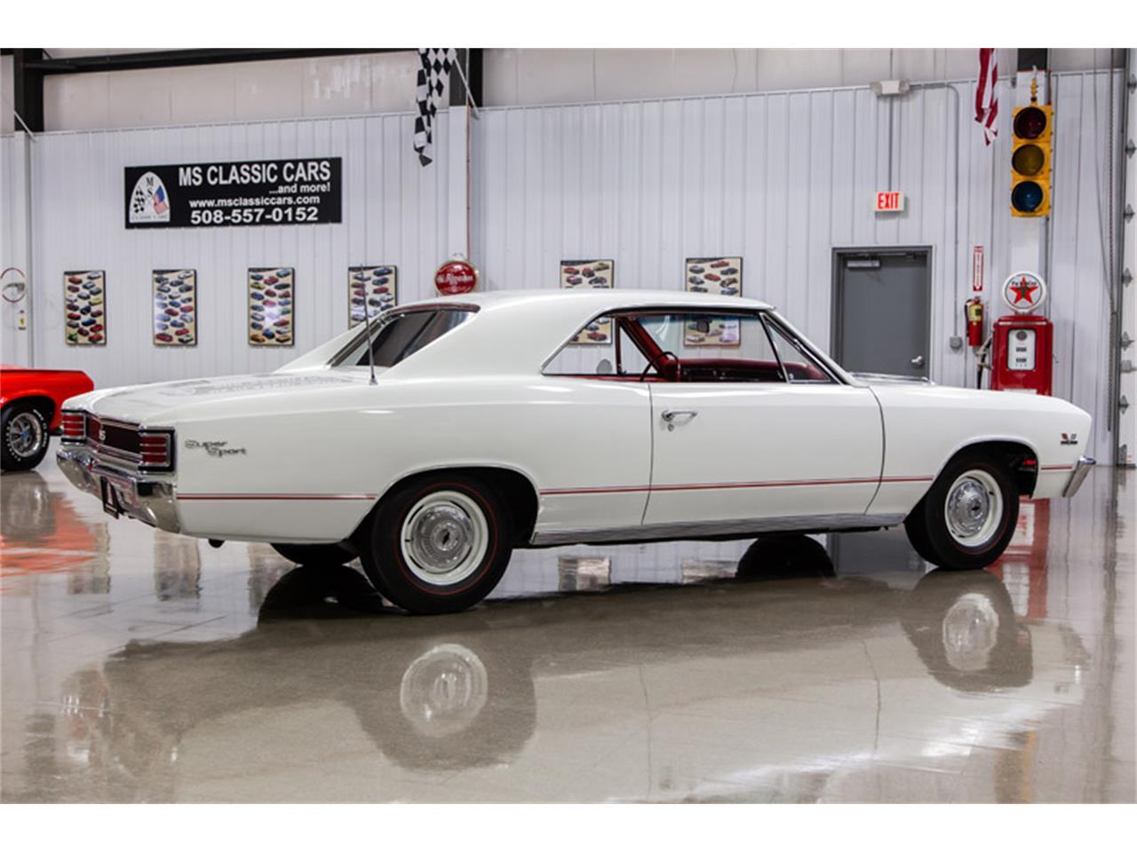 1967 Chevrolet Chevelle (CC-1353651) for sale in Seekonk, Massachusetts