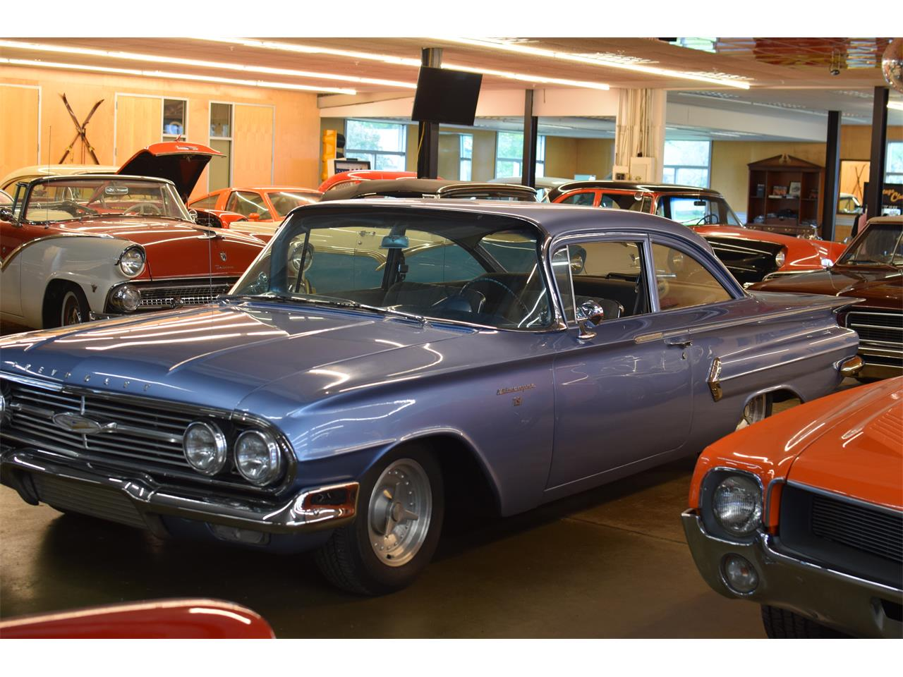 1960 Chevrolet Biscayne (CC-1353652) for sale in Watertown, Minnesota