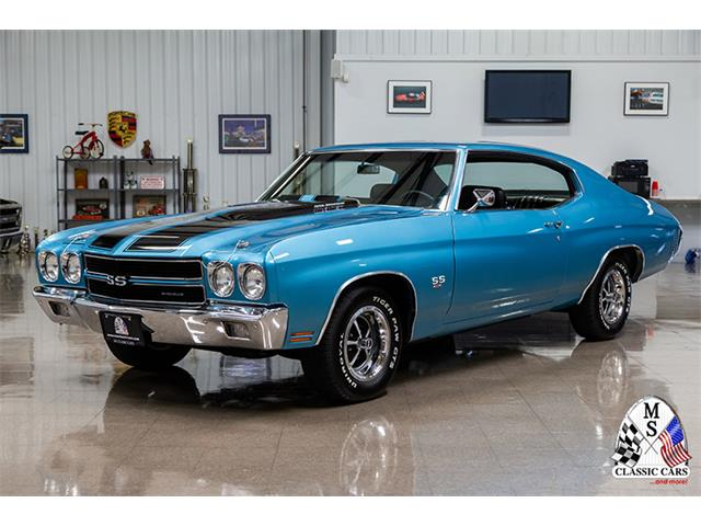 1970 Chevrolet Chevelle (CC-1353654) for sale in Seekonk, Massachusetts