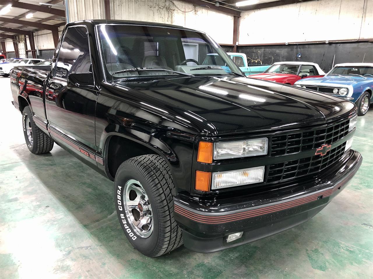 1992 Chevrolet C/K 1500 (CC-1353659) for sale in Sherman, Texas