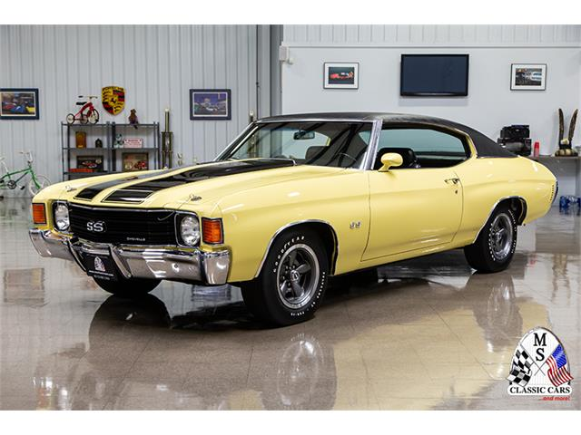 1972 Chevrolet Chevelle (CC-1353661) for sale in Seekonk, Massachusetts