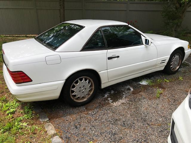1996 Mercedes-Benz 320SL (CC-1353662) for sale in Northport, New York