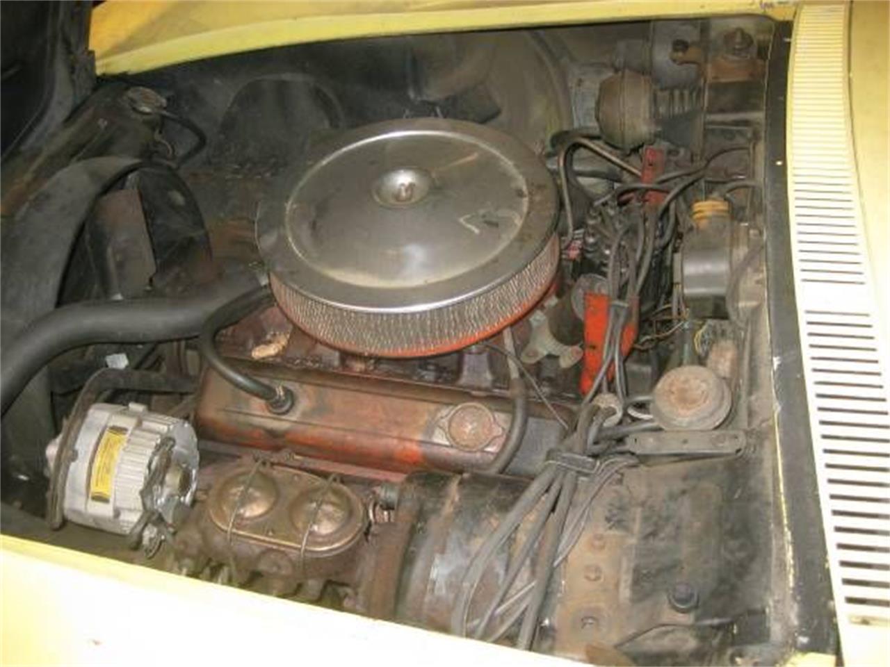 1970 Chevrolet Corvette (CC-1353685) for sale in Cadillac, Michigan