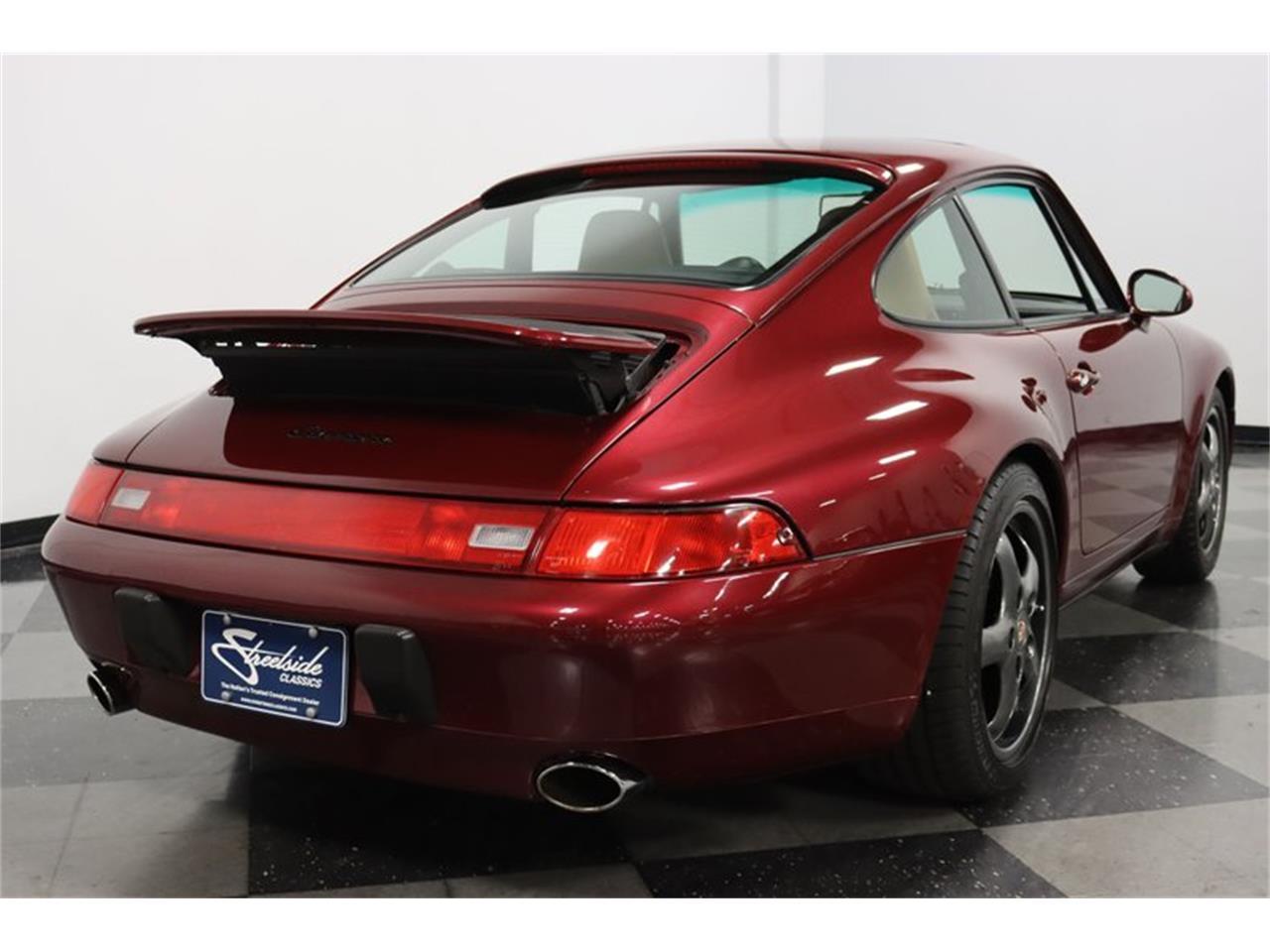 1996 Porsche 911 (CC-1353686) for sale in Ft Worth, Texas